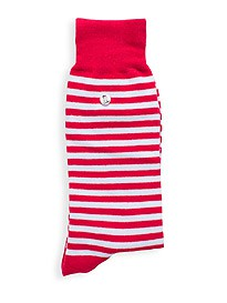Stripes Red&White