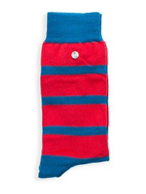 Stripes Red&Blue
