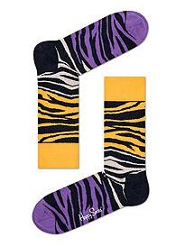 Happy Socks Block Zebra