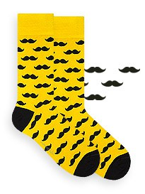 Mr. Yellow Mustache