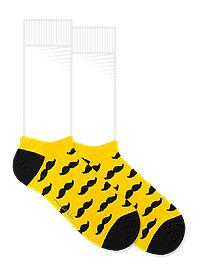 Stopki Mr. Yellow Mustache