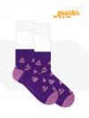 Zakostki Happy Purple Poo