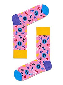 Happy Socks Peace and Love