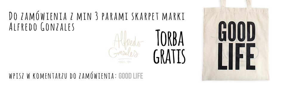 Torba Good Life Alfredo Gonzales