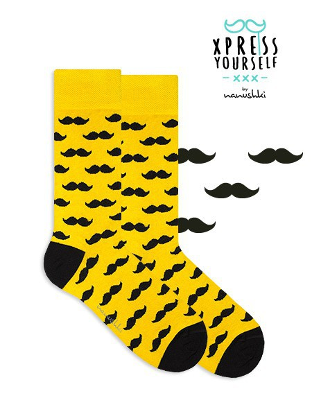 Mr. Yellow Mustache
