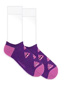 Stopki Purple Poo