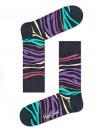 Happy Socks Multi Zebra