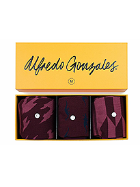 Red 3 pack Giftbox