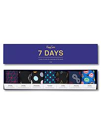 Happy Socks 7 Days Gift Box XSNI08-6001