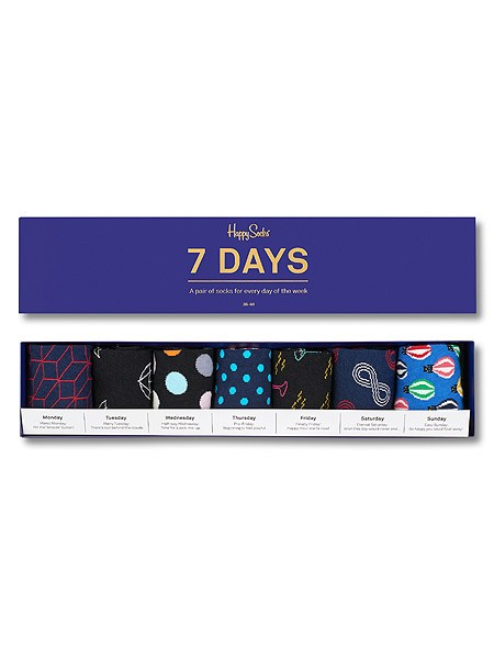 Happy Socks 7 Days Gift Box