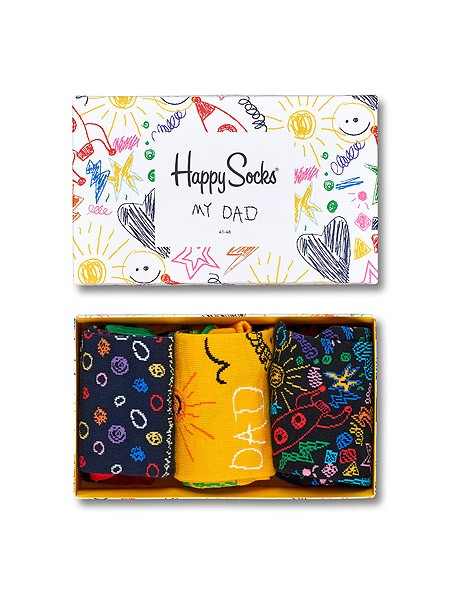Happy Socks My Dad Gift Box