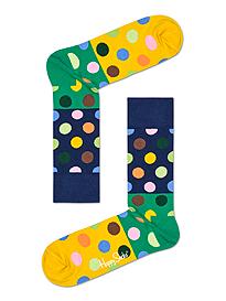 Happy Socks Big Dots Block
