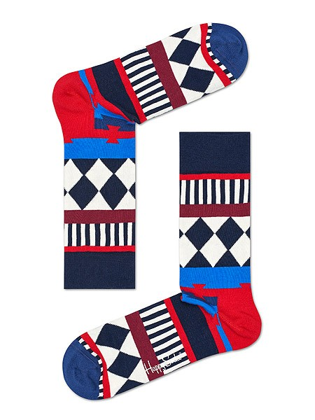 Happy Socks Disco Tribe / 2015