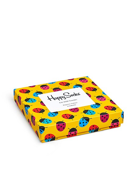 Happy Socks Kids Ladybug Gift Box