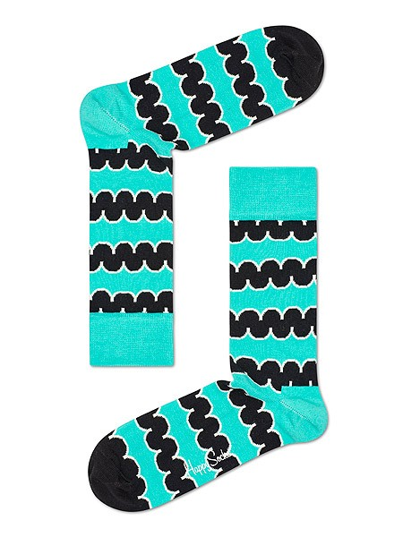 Happy Socks Squiggly