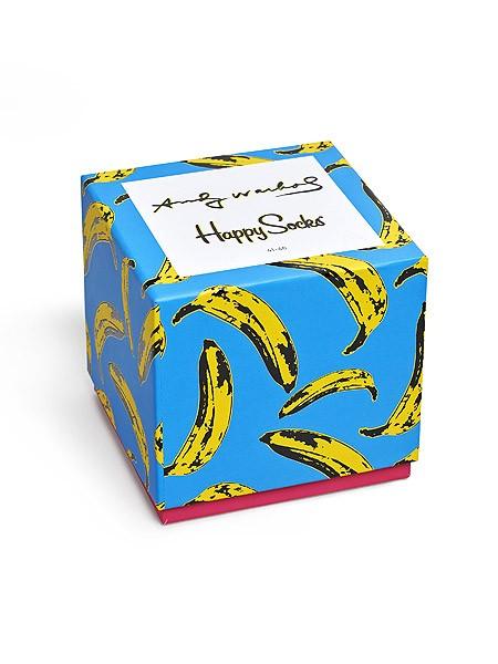 Happy Socks x Andy Warhol Gift Box