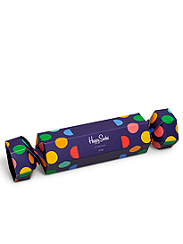 Happy Socks Big Dot Cracker 2-pack