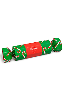 Happy Socks Candy Cane Cracker 2-pack