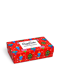 Happy Socks Happy Holidays Gift Box