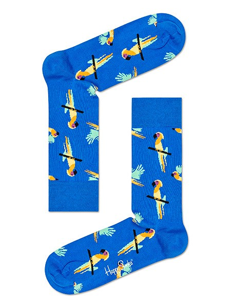 Happy Socks Parrot