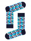 Happy Socks Squiggly