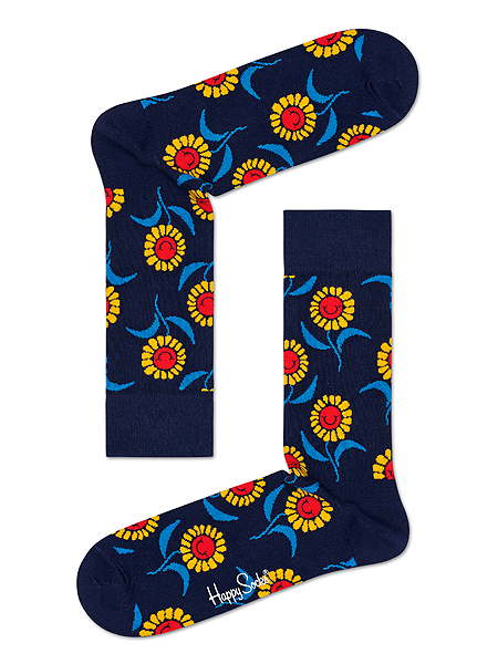 Happy Socks Sunflower