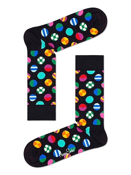 Happy Socks Clashing Dot