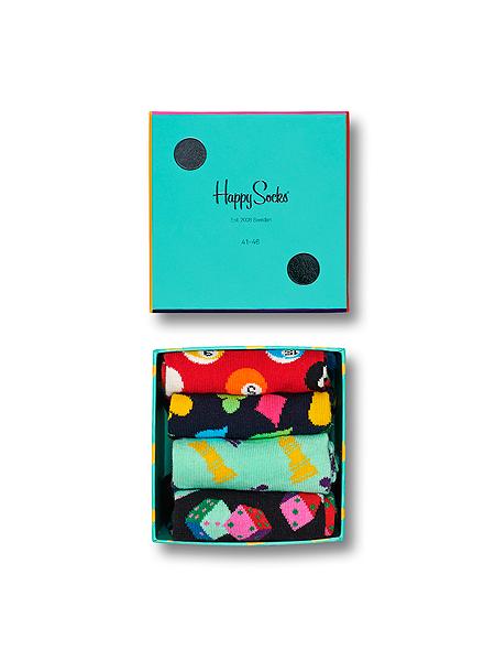 Happy Socks Game Night Gift Box