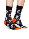 Happy Socks Halloween Skull