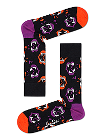 Happy Socks Halloween Fang