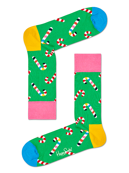 Happy Socks Candy Cane