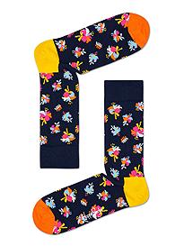 Happy Socks Hibiscus