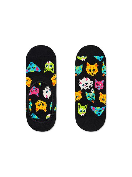Happy Socks Funny Cat Liner