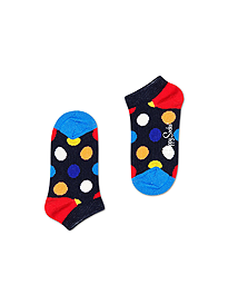 Happy Socks Big Dot Low Kids