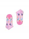 Happy Socks Flamingo Low Kids