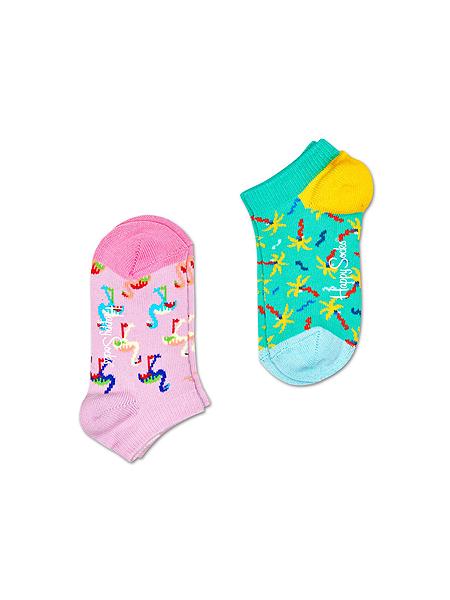 Happy Socks 2-pack Low