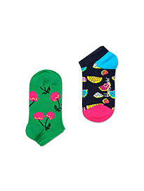 Happy Socks 2-pack Low