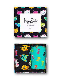 Happy Socks Cat Gift Box