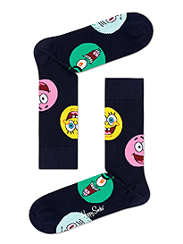 Happy Socks x Sponge Bob Circle Of Friends
