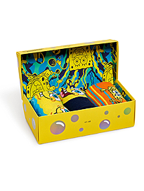 Happy Socks x SpongeBob Gift Box