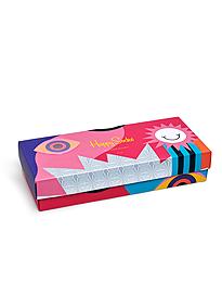 Happy Socks Psychedelic Gift Box