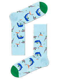 Happy Socks Dolphin